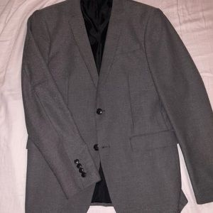 Gray Zara Complete Suit -Used-